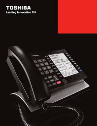 Toshiba IP Phone IP Telephone User Guide | ManualsOnline.com