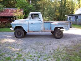100 1956 Gmc Truck For Sale GMC 12 Ton With Napco Project Like Apache For Sale In