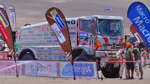 100 Big Trucks Racing Watch The Best Truck And Rollovers At The 2015 Dakar Rally