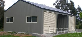 Titan Sheds Ipswich Qld by Cost To Build Sheds And Garages Central Steel Build Central