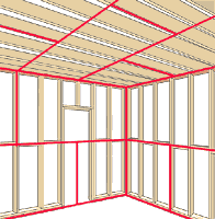 Hanging Drywall On Ceiling by Planning Drywall Layout Diy Crafts Pinterest Drywall Layout