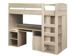hauteur bureau ikea lit avec bureau integre lit mezzanine avec bureau lit hauteur