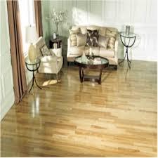 White Ash Hardwood Floor Installation