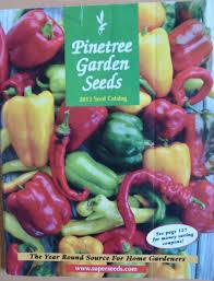 Grow It Eat It Seed Catalog Pinetree Garden Seeds