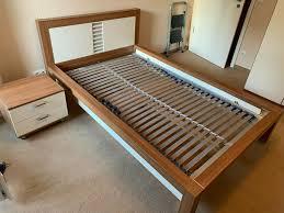 wertiges einzelbett 120x200 lattenrost nolte my way möbel janz