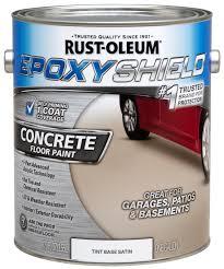 Rust Oleum Epoxyshield Garage Floor Coating Instructions by Floor Design Rustoleum Garage Floor Paint Rust Oleum