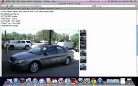 Craigslist Bloomington Illinois Used Cars - For Sale By Private ...