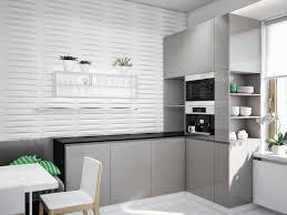 Kitchen Cabinet Hardware Ideas Houzz by White Kitchen Gray Units Black Worktop Interior Design Ideas