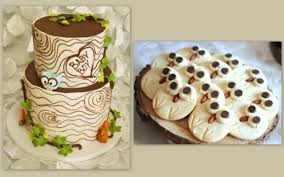 Woodland Owl Baby Shower Ideas Cake Cookie
