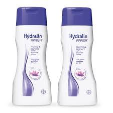 hydralin apaisa soin intime quotidien 400ml x2 pharmacienoyon