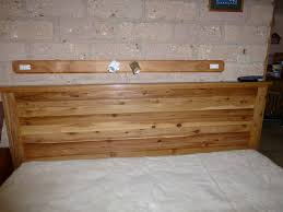 Ana White Rustic Headboard by Hand Crafted Queen Size Rustic Headboard With Reclaimed Lumber And