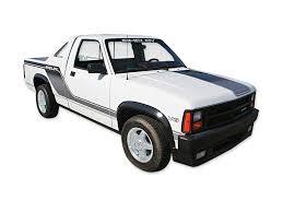 100 Dodge Dakota Truck Amazoncom 1989 Shelby COMPLETE Decals Stripes