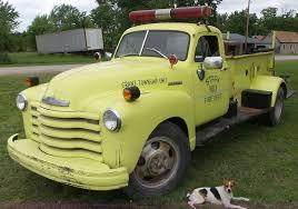 100 1952 Chevrolet Truck Fire Truck Item AG9245 SOLD July 6 Vehic
