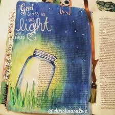 Bible Journaling By Christina Lowery Christinasalive