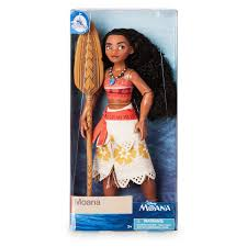 Moana Action Figure Disney Toybox ShopDisney