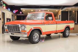 100 1978 Ford Truck For Sale 1979 F150 Classic Cars For Michigan Muscle Old Cars