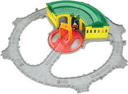 Tidmouth Sheds Wooden Ebay by Amazon Com Fisher Price Thomas The Train Take N Play Tidmouth
