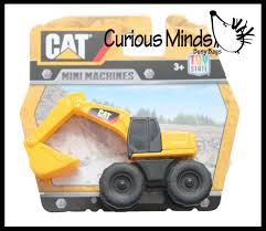 SALE - CAT Construction Trucks | Curious Minds Busy Bags