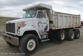 100 Dump Truck Rentals 1988 GMC Brigadier Dump Truck Item K3971 SOLD May 23 Sh