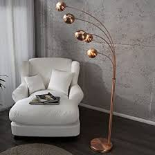 cagü xl design retro lounge bogenle tulipa kupfer
