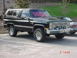 Chevrolet Blazer K5 Interior image 141