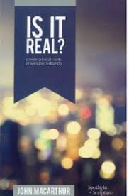 FREE Is It Real Or Grace For You Books By John Macarthur On