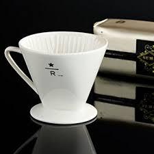 StarbucksR Reserve Pour Over Cone