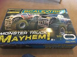 100 Monster Truck Mayhem Truck Mayhem Scalextric In Plymouth Devon Gumtree