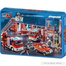 100 Pcs - Fire Department - Playmobil (by Schmidt) - Babylon Hobbies ... Playmobil 4820 City Action Ladder Unit Amazoncouk Toys Games Exclusive Take Along Fire Station Youtube Playmobil 5682 Lights And Sounds Engine Unboxing Wz Straacki 4821 Md With Rescue Playset Walmart Canada Toysrus Truck Emmajs Airport Sound Saves Imaginext Batman Burnt Batcopter Dc Vintage Playmobil 3182 Misb Ebay