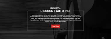 Discount Auto Greenville NC | New & Used Cars Trucks Sales & Service