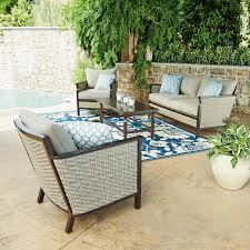 20 Best Patio Conversation Sets At Sam's Club Charlie Sams Chocolate Basket Design Costco Beach Chairs For Inspiring Fabric Sheet Chair Pretty Living Room Club Recliner Rooms Fniture Impressive Outdoor With Keter Lounge Stunning Home Using Awesome Walmart Zero Gravity Ideal 5 Sams No Corner Stewart Depot Threshold Ding Big Square Monroe Small Pink Blush Light Fizz On Casters Triptis Contemporary Accent By Signature Ashley At Sam Levitz Rocking Modern Gliders Folding