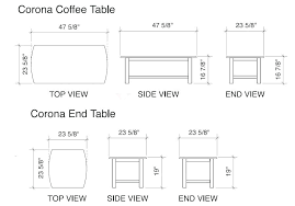 Dimensions Dining Table Fascinating Size For 8 Rectangle Sizes Room