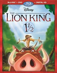 Spookley The Square Pumpkin Dvd Amazon by The Lion King 1 1 2 Blu Ray Disney Recent And Upcoming Blu