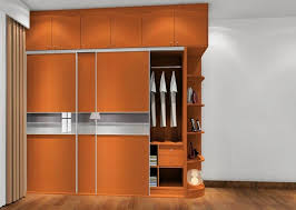 Furniture Fittings Sliding Wardrobe Designs Built In Wooden Almirah Design Fitted Bedroom Wardrobes