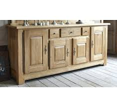 buffet de cuisine en bois buffet de cuisine en bois excellent meuble de rangement confiturier