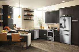 Standard Kitchen Cabinet Depth by Kitchen Cabinet Depth Refrigerator Kitchen