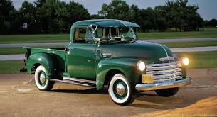 100 1947 Chevrolet Truck The 1955 Pickup Driven