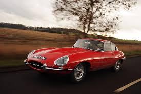 Jaguar E Type history of an icon
