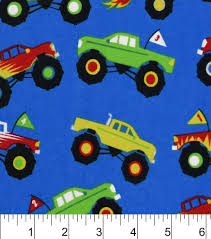 Snuggle Flannel Fabric -Monster Trucks | JOANN Amazoncom Fleece Trucks Monster Truck Racing Checkered Flags Fabricworm Unique Childrens Fabric For Quilting Crafting Nosew Blanket Etsy 27 Adorable Sewing Patterns For Stuffies Plushies Stuffed Animals Modern Quilt Tutorial Therm O Web Joe Boxer Boys Pajamas Organic Sweat Buy Fabrics At Stoffonkel Jersey Swea Micro Print Monster Trucks Printed By Lauren Moshi Maglan Neon Boyfriend Raglan Fleece Blanket And Get Free Shipping On Aliexpresscom
