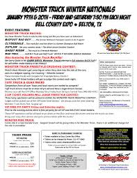 Temple, TX - Official Website Socially Speaking Bigfoot Monster Trucks Mountain Bikes Shobread Cat Country 1029 Sudden Impact Racing Suddenimpactcom 2013 Extreme Truck Winter Nationals Youtube Shdown Visit Malone Peterborough England May 23 Swampthing Stock Photo Royalty Things To Do In Alexandria And Rembering Salem 2017 Wintertional Attracts Find Tickets For At Ticketmastercom Trucks Thunder Thunder Albany Brings Thousands Civic Center Clay Millican Qualified 1st For The Wintertionals In Pomona Ca