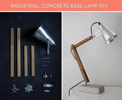 Concrete Industrial Desk Lamp Credit Nimi Design Nimidesign
