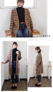 jack o lantern rakuten global market long cardigan knit women u0027s