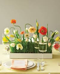 Party Resources Spring Table Setting