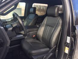 100 Ford Truck Replacement Seats 20152017 F150 XLT Super Crew Katzkin Leather Seat Kit Special