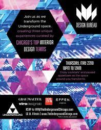 design bureau magazine special event with design bureau magazine the chicago