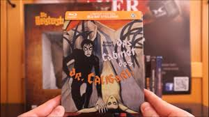 Cabinet Dr Caligari 2005 by Das Cabinet Des Dr Caligari Uk Blu Ray Steelbook Zockis