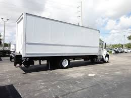 100 Utility Box Truck 2015 Used HINO 268 26FT DRY BOX TRUCK CARGO TRUCK WITH LIFTGATE At