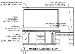 bathroom remodel in overland park ks design connection inc