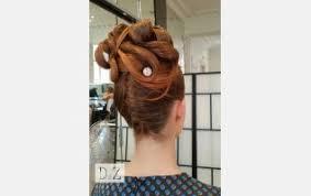 formation chignon mariée et coiffure cocktail à domicile par