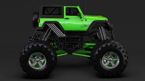 3D Monster Truck Jeep Wrangler Rubicon Recon | CGTrader Jeep Truck 2019 Review Rubicon New Trucks For Car 2015 Wrangler Anvil Color The Best Scrambler Pickup Spied Offroading On Rubicon4wheeler Trends Indepth Look At 10th Anniversary Stock Vs Trail Automobile Magazine Out Testing Quadratec Img80717_201638 2018 Forums Jl Jt 2016 Hero Complete Customs News Photos Price Release Date What Jeep Wrangler Rubicon 181156 And Suv Parts Warehouse Rcmodelex Jk 110 Scale Yellow Shell